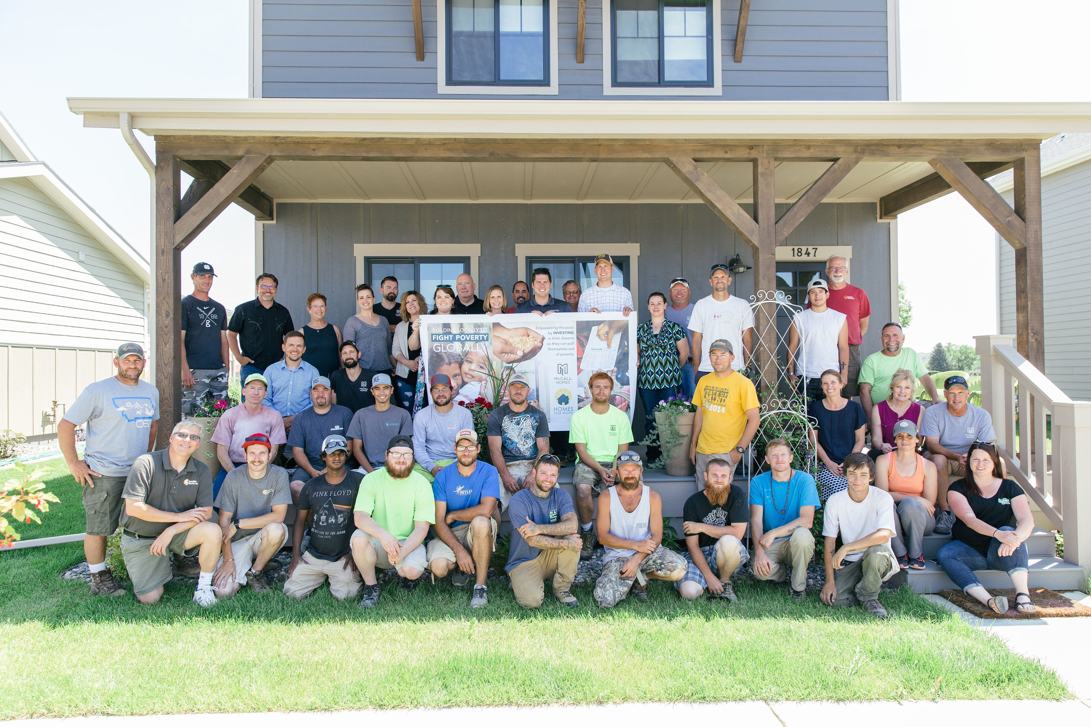 Over $100,000 raised for Home 4 Hope in Annafeld
