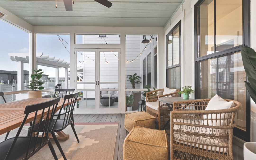 Tips to Enhance Your Outdoor Living Space This Summer